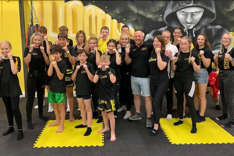 Back to competitive action at HKA