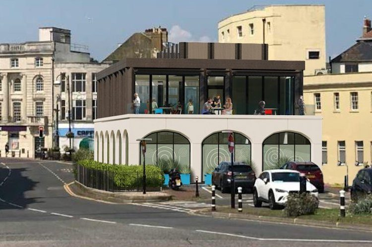 Loan that might take half a century to repay will create a 'valuable asset' and 'iconic building'